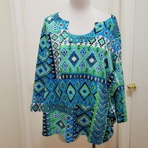 3for$20 ruby rd blouse top